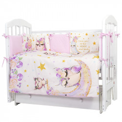 Комплект в кроватку  Соня 6 предметов 617