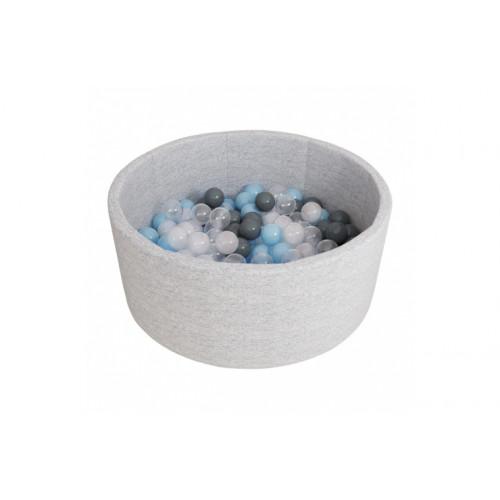 Сухой бассейн 100 шариков (Индейцы) ДМФ-МК-02 Romana
