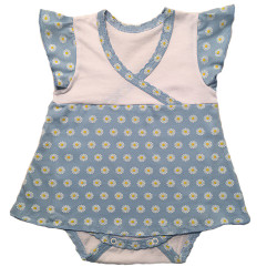 Боди-платье Магнолия 26-80 БК016