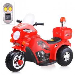 Мотоцикл на аккумуляторе, красный, арт. U009148Y