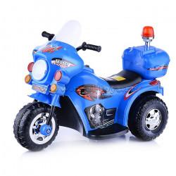 Мотоцикл на аккумуляторе, синий, арт. U009148Y