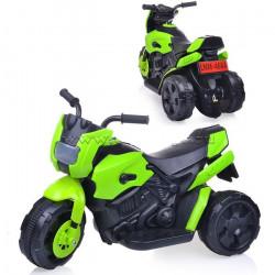 Мотоцикл на аккумуляторе, зеленый, арт. U009151Y