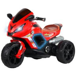 Мотоцикл трехколесный на аккум.2*6V4.5 Ah арт. CR001RD