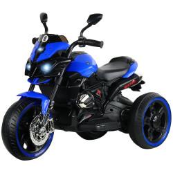 Мотоцикл 3-х колесный на аккумуляторе 6V4AH*1,1 арт. CR053BL