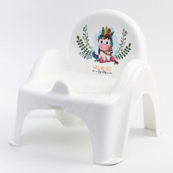 Горшок-стульчик Дикий Запад Единорог