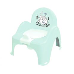 Горшок-стульчик Лисенок