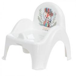 Детский Горшок-стульчик Дикий Запад Лисенок