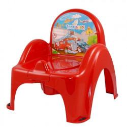 Горшок-стульчик Машинки