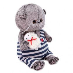 BB-041 Кот Басик BABY с овечкой