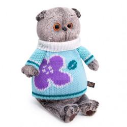 Ks22-141 Басик в весеннем свитере 22 см