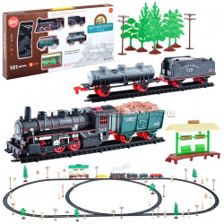 1217В-1 Железная дорога на батарейках