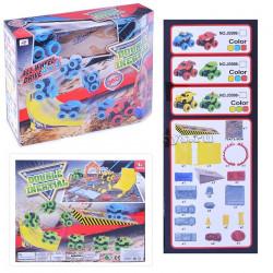 JS998-127 Набор машин с игровым полем