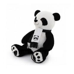 Панда с шарфом, 90 см