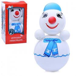 6с-0010 Неваляшка Снеговик