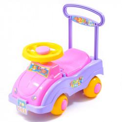 У447 Каталка-автомобиль для девочек