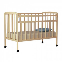 Кровать детская Magico mini Loft 3D Star and Bear колесо качалка 120*60 белая
