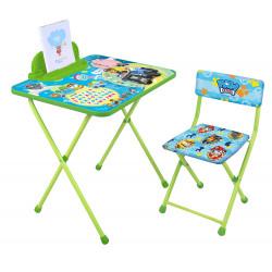 К1Д-100 Набор детской мебели Щенячий патруль 150*600*740мм