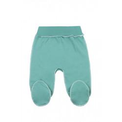 3354-56 Ползунки-штанишки с закрытыми ножками на резинке швы наружу