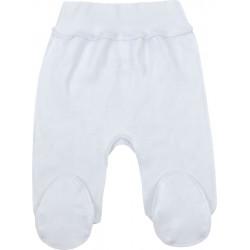 3356 Ползунки-штанишки с закрытыми ножками на широкой резинке швы наружу р. 56