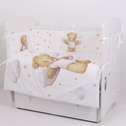 Комплект в кроватку Лучик 6 предметов 645