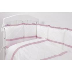 Комплект в кроватку Розали 6 предметов 695 сатин