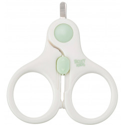 Маникюрные ножницы для новорожденных ROXY-KIDS с замочком RPS-001