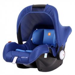 Автокресло Walker Safety Line Sapphire Blue группа 0+ LB 327 (0-13 кг)